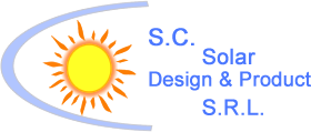 solar design product logo